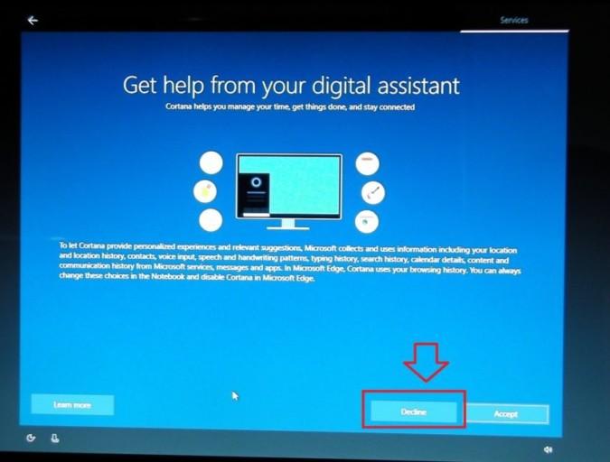 Windows 10 digital assistant