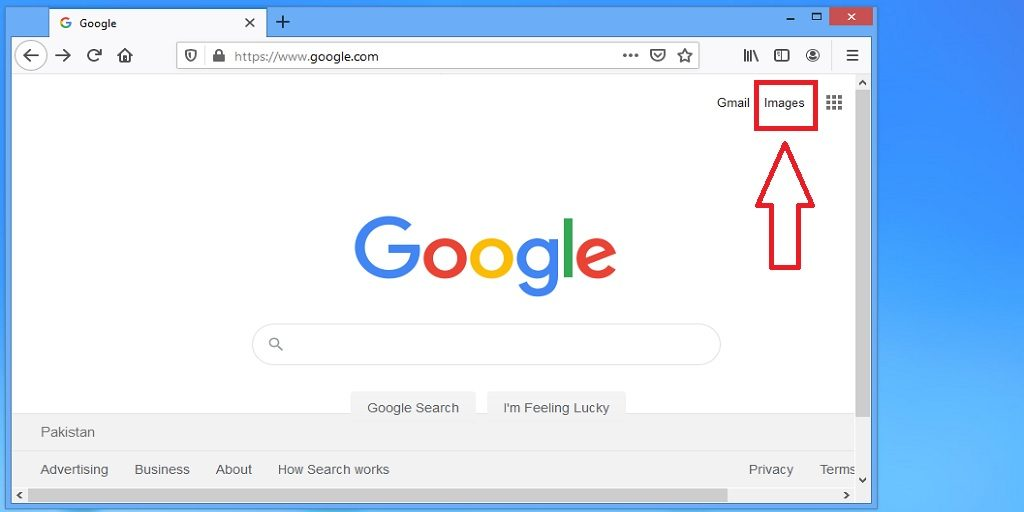 Google Search by Images how to fix laptop